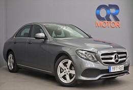Mercedes-Benz E 220 d / Navigation / B-kamera / Eu6 194hk