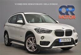 BMW X1 xDrive20d Sport line Eu6 / Navi / Dragkrok / 190hk