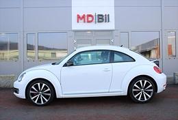 "Volkswagen Beetle Turbo TSI 200hk Automat Alu 19"" 0kr kontant möjligt"