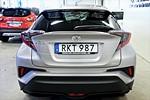 Toyota C-HR 1,2 116hk 4WD Aut /Nybilsgaranti