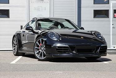 Porsche 911 991 Carrera 4S X51 Powerkit 430hk