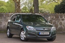 Opel Astra 1.7 CDTI Ecoflex / Dragkrok