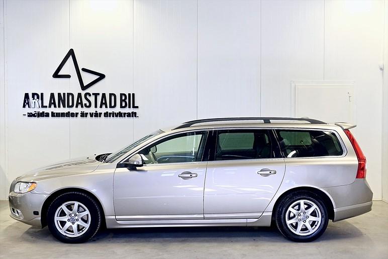 Volvo V70 2,5T 231hk Flexifuel