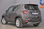 Jeep Renegade 2.0 CRD 4WD Limited / Euro 6 / S+V Hjul 140hk