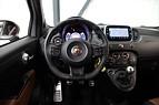 Fiat 500 595 ABARTH Competizione 1.4 T 180hk KOLFIBER HEMLEVERA