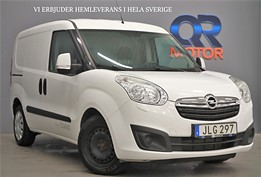 12 Opel Combo Van 2200 1.3 CDTI / Dragkrok / Moms 90hk