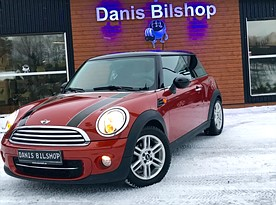 MINI COOPER D Chilli Panorama
