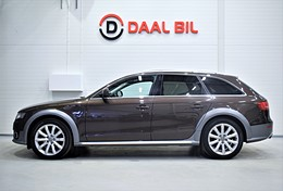 Audi A4 3.0 239HK ALLROAD QUATTRO NAVI D-VÄRM