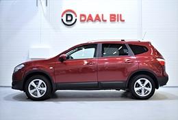 Nissan QASHQAI+2 1.6 4X4 7SITS BOSE PANO NAVI DRAG BACKKAM
