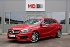 Mercedes-Benz A 180 AMG Nyservad 0kr kontant möjligt
