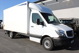 Mercedes-Benz Sprinter 316 Bakgavellyft 163 Hk Leasbar