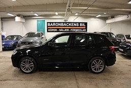 BMW X3 xDrive20d Steptronic M Sport Euro 6 190hk