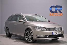 VW Passat 2.0 TDI Premium Sport Panorama D-värme 170hk
