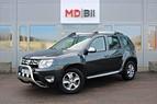 Dacia Duster 1.5dCi 4X4 Laureate Edition Navi Pdc Blåtand