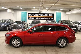 Mazda 6 2.2 SKYACTIV-D AWD Automat Eu6 175hk