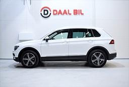 Volkswagen Tiguan GT 2.0 TSI 180HK 4MOTION EXECUTIVE DRAG