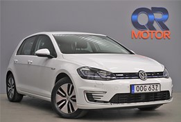 VW e-Golf VII 5dr (136hk)