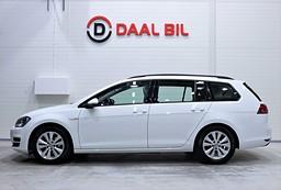 VW Golf VII 1.6TDI  110HK STYLE FULLSERVAD BLUETOOTH