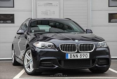 BMW 528i X-Drive M-Sport Panorama Värmare 245hk
