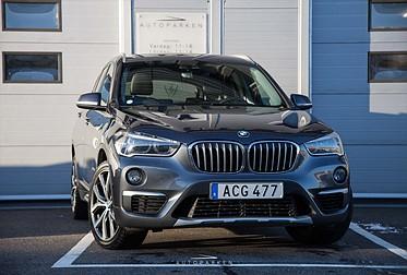 BMW X1 X-Drive 25d X-Line 231Hk Drag Navi