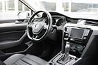 VW Passat SC 2,0 TDI 190hk DSG Executive Safetech Värmare Drag