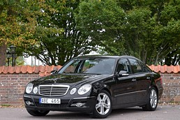 Mercedes-Benz E 200 Komp. Avantgarde Aut
