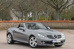 Mercedes-Benz SLK 200 Kompr. Aut