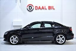 Audi A3 2.0 150HK SEDAN FULLSERV. KEYLESS BLUETOO