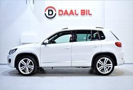 Volkswagen Tiguan 2.0TDI 4M R-LINE MOMS SE.UTR!