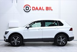 VW Tiguan 2.0 4M 190HK EXECUTIVE D-VÄRM DRAG ALCANTA