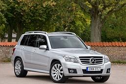 Mercedes-Benz GLK 320 CDI 4-Matic / M-värm