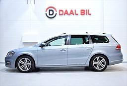 Volkswagen Passat 2.0 170HK R-LINE 4MOTION NYKAMREM SE.UTR!