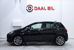 Opel Corsa 5-DÖRRAR 1.4 90HK OPC-LINE LÅGMIL P-SENS RATTVÄRM