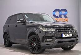 Land Rover Range Rover Sport 3.0 SDV6 (292hk)