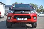 Toyota Hilux Dubbelhytt 2.4 AWD Automat Euro 6 150hk