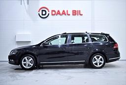 VW Passat 2.0 TDI 177HK D-VÄRM P-SEN FULLSERV.