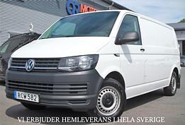 Volkswagen Transporter 2.0 TDI / Inredning / Värmare 140hk