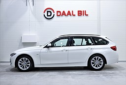 BMW 318 D XDRIVE TOURING 150HK SPORTLINE DRAG P-SENS EURO6