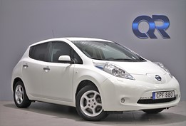 Nissan LEAF 30 kWh 109hk Nav Kamera Leasbar