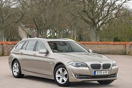 BMW 525D Touring / NYINKOMMEN!!