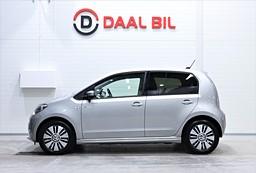 VW e-up! DRIVE PAKET ELBIL 82HK LÅGA MIL FULLSERVAD