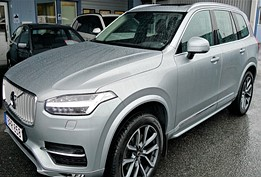 -18 Volvo XC90 D5 AWD Geartronic 235 hk 7-Sits Inscription