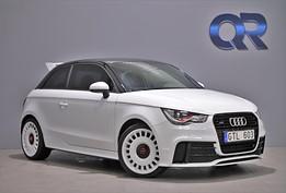 Audi A1 2.0 TFSI Sportback quattro (256hk)