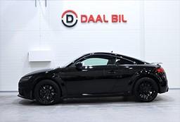 Audi TT S COUPÈ 2.0TFSI QUATTRO 310HK B&O COCKPIT FULLSERVAD