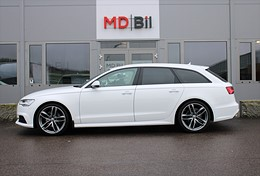 Audi A6 Avant  2.0 TDI Q Navi Drag Värmare LED