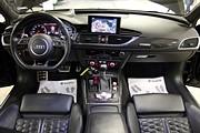 Audi RS6 4.0 TFSI 560hk Q Eu6 Face Lift MilTekc avgassystem