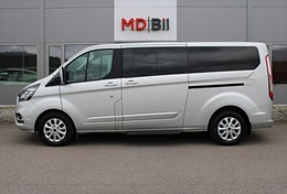 Ford Tourneo Custom Titanium 2.0 TDCi 9-sits Drag