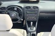 VW GOLF VI CABRIOLET