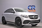 Mercedes GLE 350 d Coupé Full 63 AMG Optik 258hk