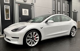 Tesla Model 3 Performance Dual Motors AWD 462hk